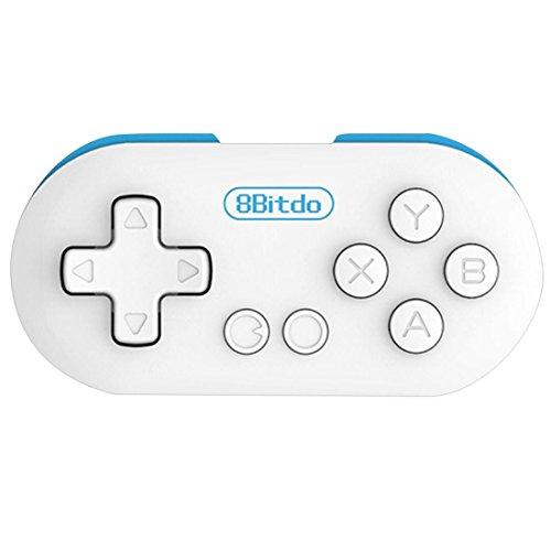 8Bitdo ゲームパッド (ZERO ブルー)