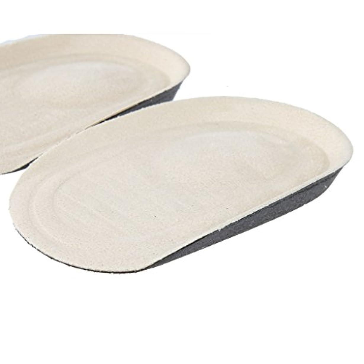 フクロウスズメバチ波chiwanji アンチスリップヒールクッションは、インソールブーツ?靴インサートパッドスポンジ