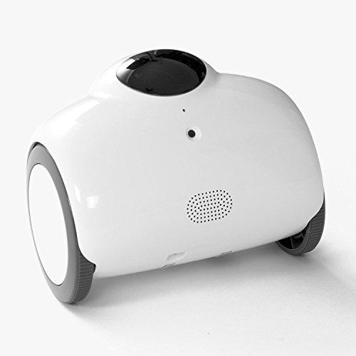 3Rスリー・アールシステム高性能IPカメラ搭載ロボット[BAYPER]iOSAndroidスマホタブレット操作簡単家庭用見守りロボット3R-BAYPER