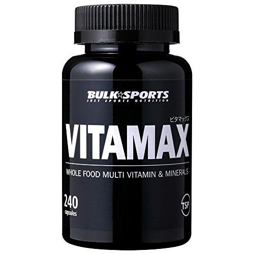 バルクスポーツ マルチビタミンミネラル ビタマックス 240...