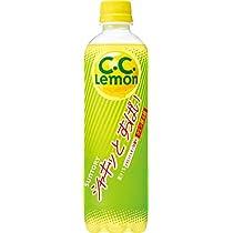 サントリー シャキッとすっぱいC.C.レモン 500ml×24本