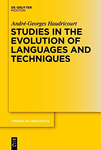 Studies in the Evolution of Languages and Techniques (Trends in Linguistics. Studies and Monographs [TiLSM] Book 270) (English Edition)