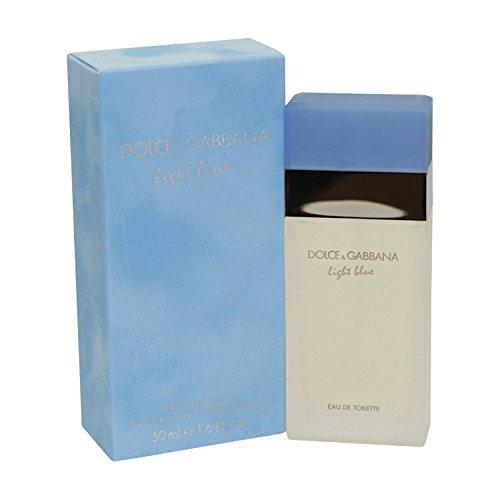 日本で人気の女性用香水 dolce & gabbana light blue edt 50 ml