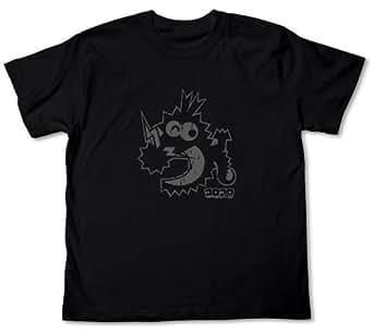 コロコロコミック コロコロドラゴン Tシャツ ブラック 110cm