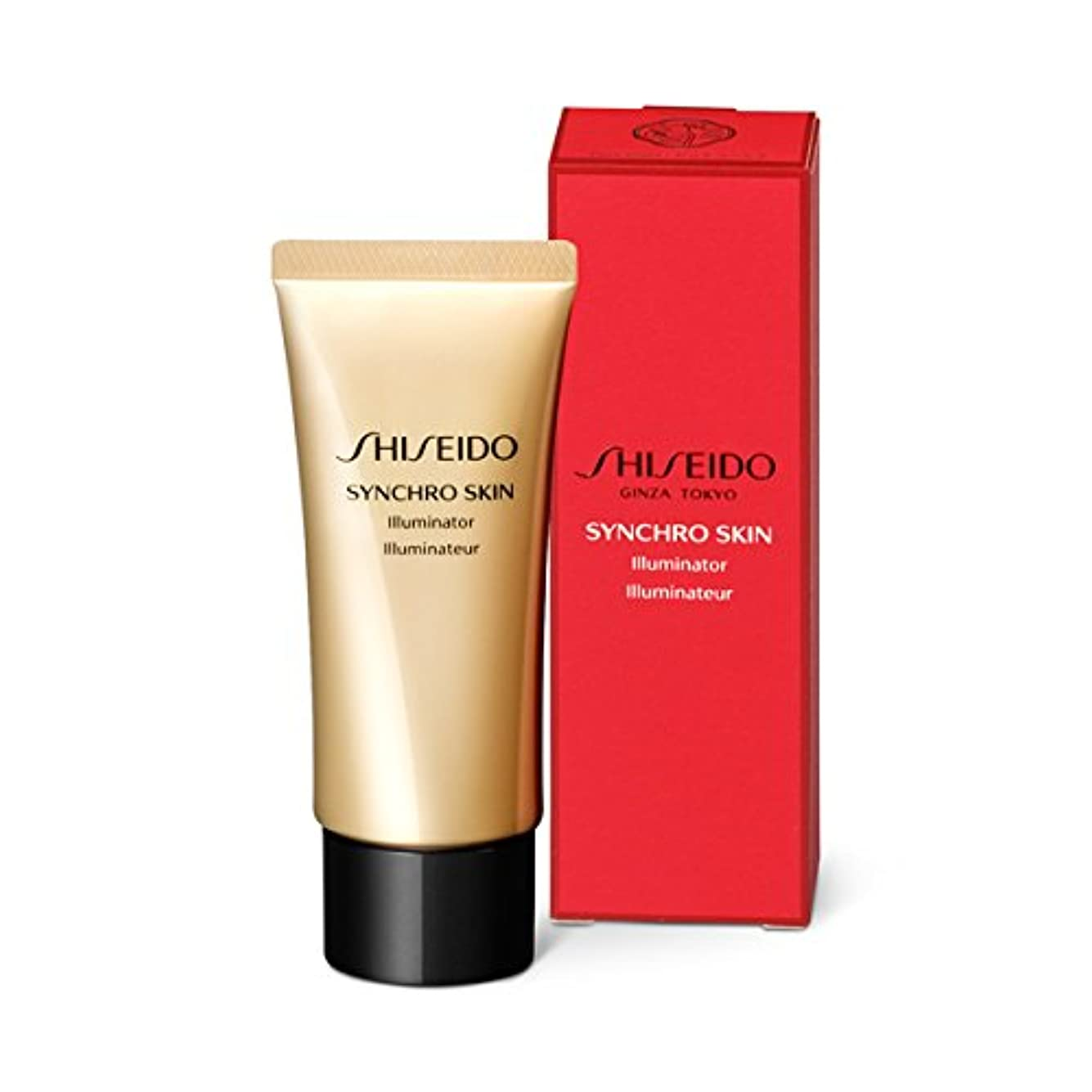 オーバードローソフィー位置するSHISEIDO Makeup(資生堂 メーキャップ) SHISEIDO(資生堂) シンクロスキン イルミネーター 40g (ピュアゴールド)