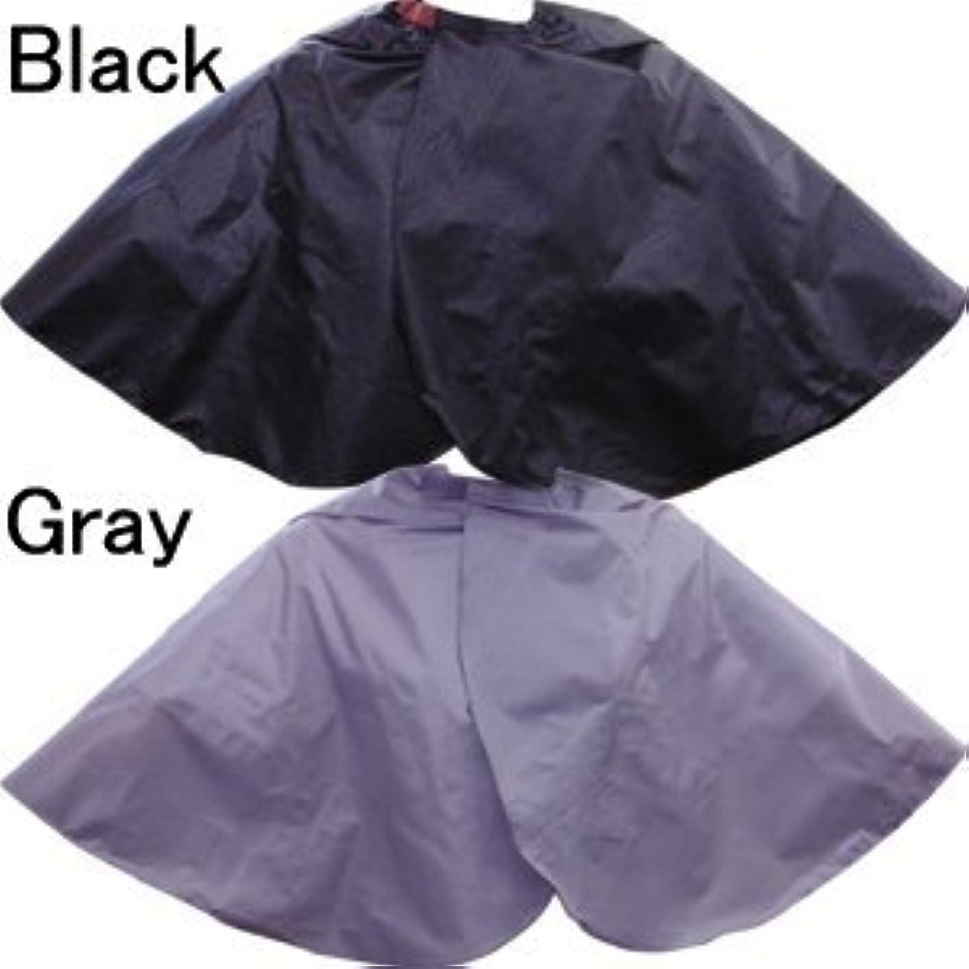 野望インセンティブ品Y.S.PARK シャンプーケープ&ティントケープ (シャンプー&ヘアカラー用) ワイエスパーク (ブラック)