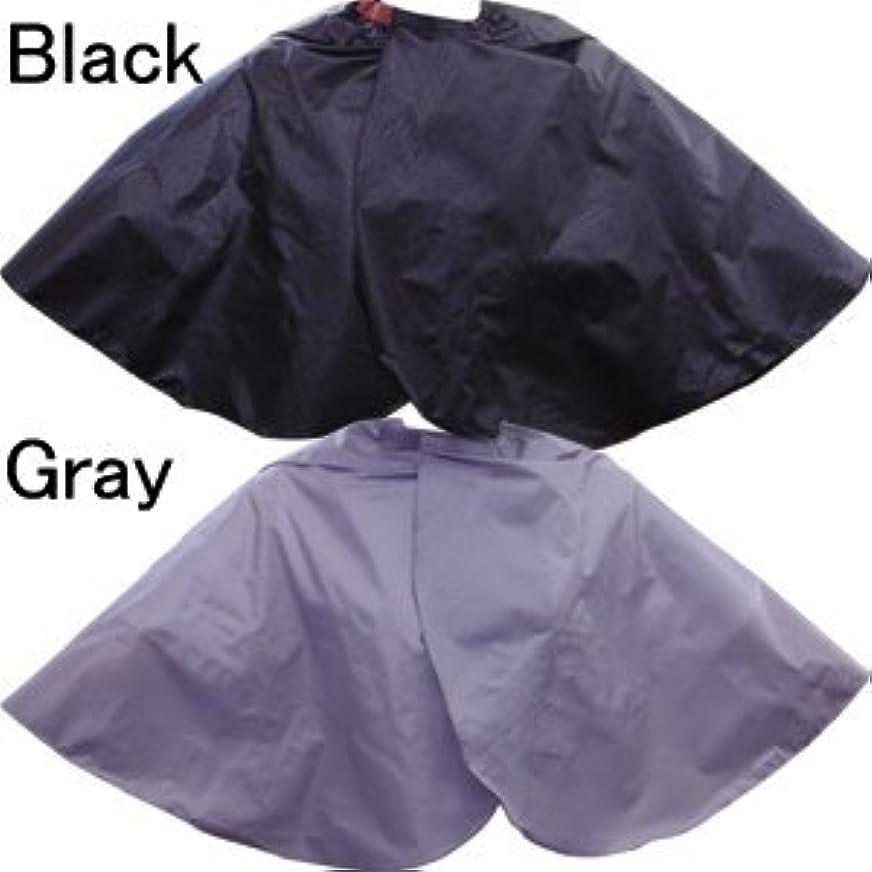 列挙するつなぐスラムY.S.PARK シャンプーケープ&ティントケープ (シャンプー&ヘアカラー用) ワイエスパーク (ブラック)