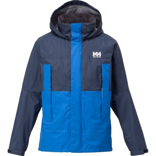 (ヘリーハンセン)HELLY HANSEN Helly Rain Suit HOE11401 CB コバルトブルー M