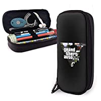 GTA グランドセフトオート 文具バッグ ペンケース 万年筆ケース 筆箱 筆入れ ペンホルダー ペンポーチ 文具ケース 文具ホルダー 大容量 学生 男女兼用