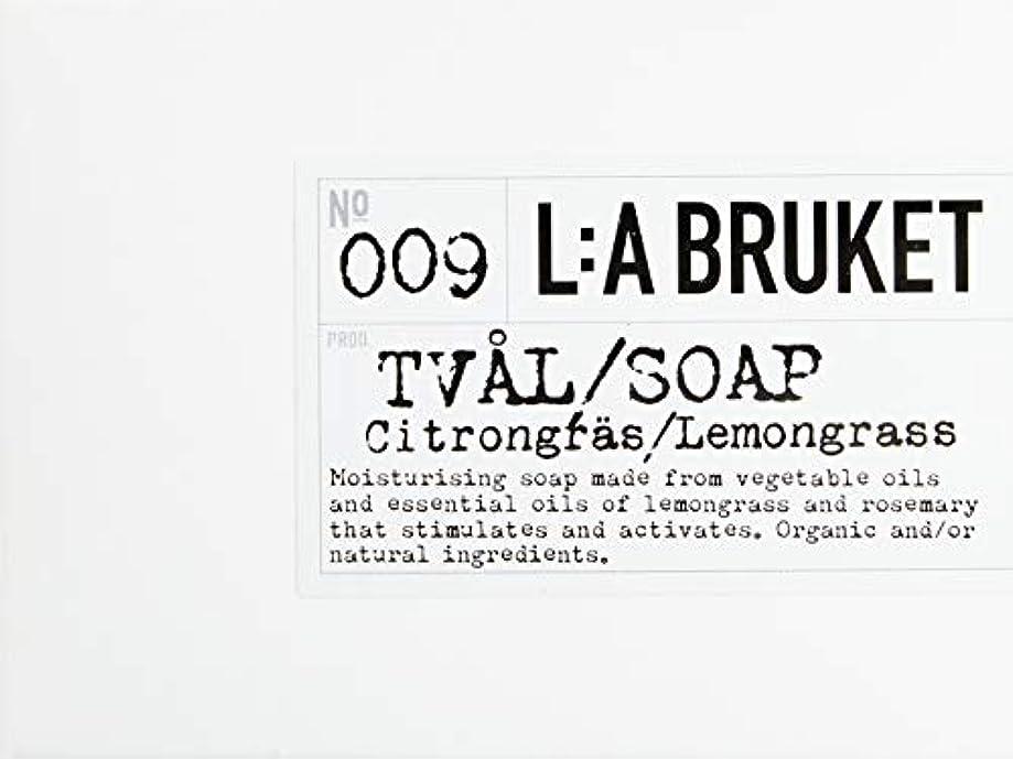 専門用語石鹸戦術L:a Bruket (ラ ブルケット) バーソープ (レモングラス) 120g
