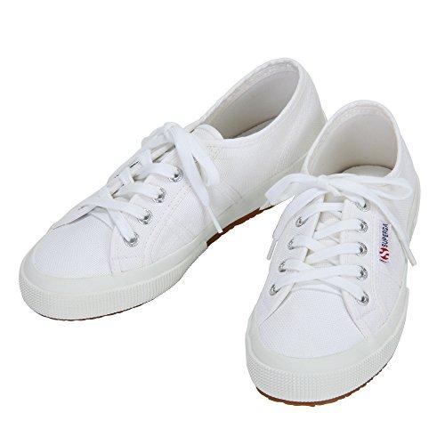 SUPERGA スペルガ 2750 Cotu Classic 2750 コートクラシック EU model EUモデル White (901) ホワイト [並行輸入品]