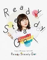 【Amazon.co.jp限定】Inori Minase 1st LIVE Ready Steady Go!(オリジナル缶バッジ付) [Blu-ray...