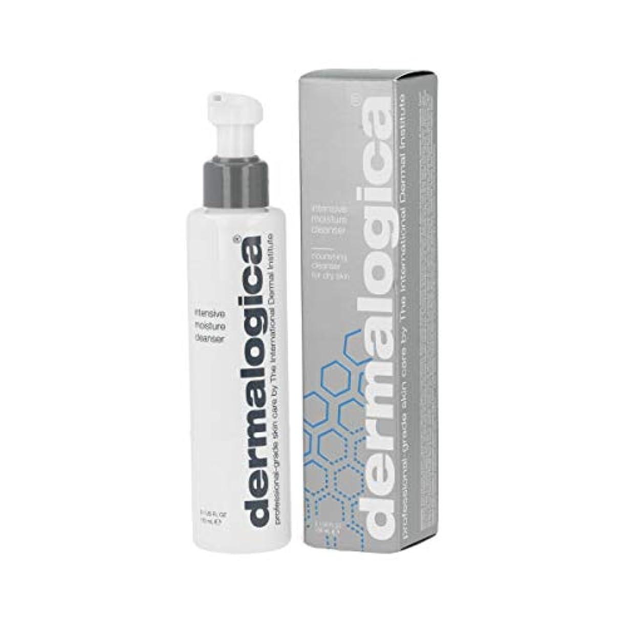 赤面カストディアン過激派ダーマロジカ Intensive Moisture Cleanser 150ml/5.1oz並行輸入品