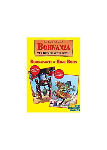 Bohnanza: High Bohn Plus Bohnaparte Card Game [並行輸入品]