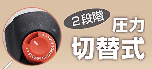 パール金属 片手 圧力鍋 2.5L IH対応 ステンレス 圧力切替式 レシピ付 節約クック H-5434