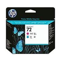 【純正品】 HP インクカートリッジ プリントヘッド マゼンタ/シアン 型番:C9383A(HP72) 単位:1個 ds-1097630