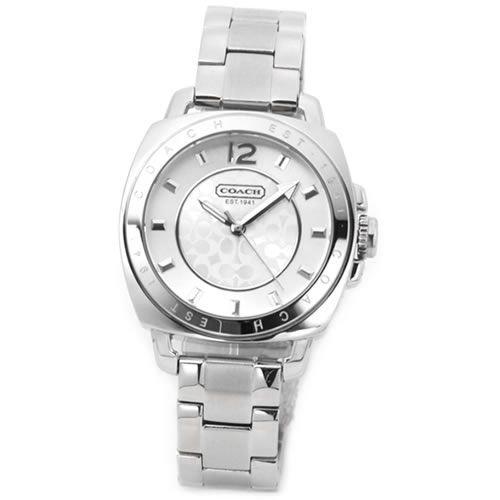 [コーチ] COACH 腕時計 レディース Boyfriend Mini (ボーイフレンド ミニ) シルバー 14501535 [並行輸入品]