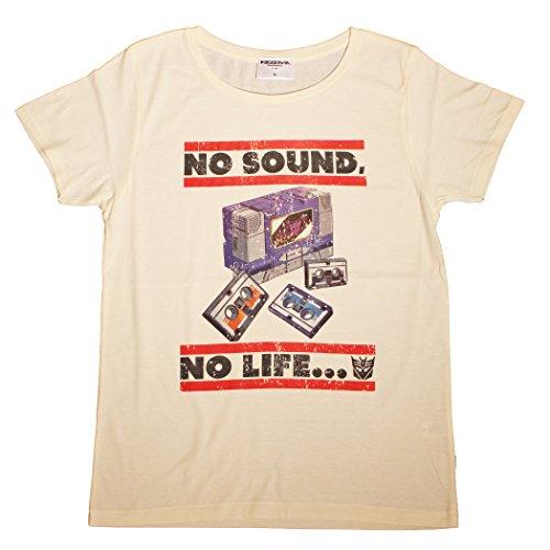トランスフォーマー【国内公式監修】Tシャツ サウンドウェーブ