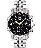 [ティソ]TISSOT 腕時計 PRC200 クロノグラフ ブラック メンズ T17158652 メンズ [正規輸入品]