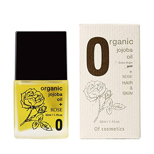 オブ・コスメティックス オブ オイル・0-RO(ローズの香り)32ml