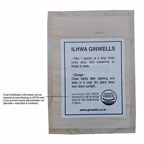 一和高麗人参濃縮液 エキス 100g 1本 最高ジンセノサイド 100g 並行輸入品
