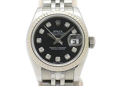 (ロレックス)ROLEX 腕時計 エクスプローラー1 最終P番 SS 14270(P) 中古