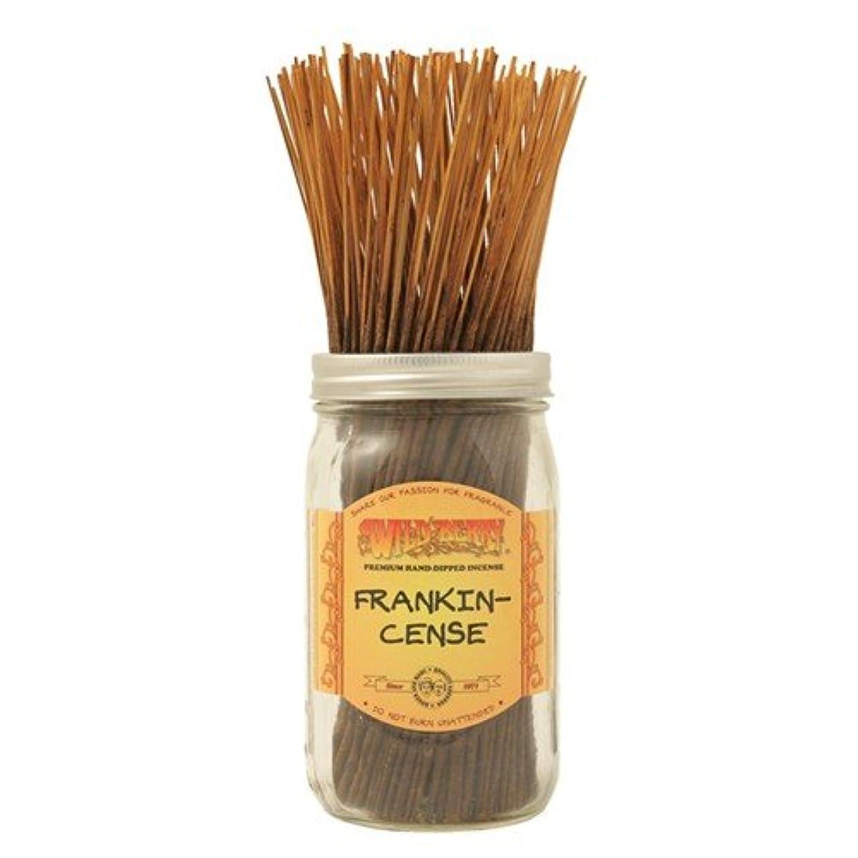 牛豊富敵対的Frankincense – 100ワイルドベリーIncense Sticks