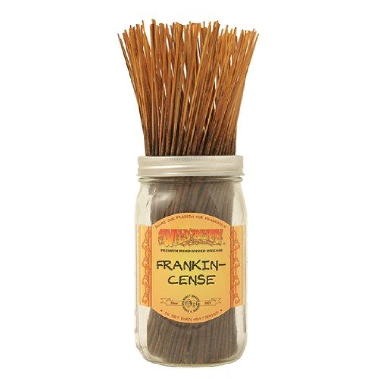 慣れているリード行動Frankincense – 100ワイルドベリーIncense Sticks
