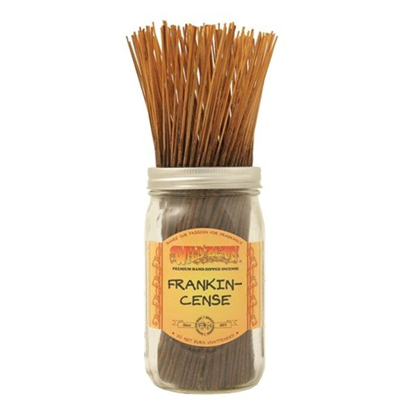バウンス覗くコミュニティFrankincense – 100ワイルドベリーIncense Sticks