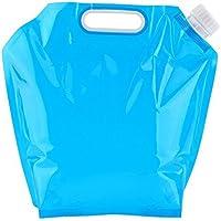 Gotaget 給水袋 ウォーターバッグ ウォータータンク 避難/防災グッズ 折りたたみ式 コンパクト 繰り返し使用も可能 旅行 登山 水分補給 5L