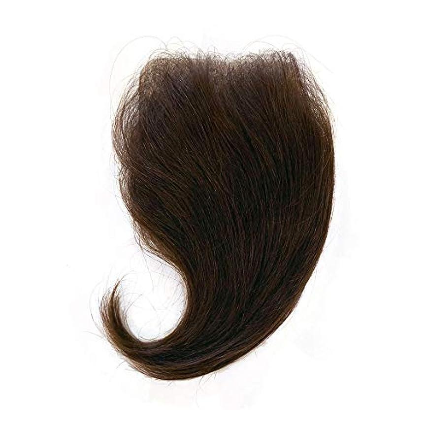 シール笑現像円形脱毛 傷 やけど を目立たなくさせ隠す 増毛ウィッグシート 貼付けタイプ お得用サイズ(10X10cm) カラー3色 繰り返し使用可能 気になる脱毛部に使用可能 【サークルヘアー】 ライツフォル (自然な茶色 K7)