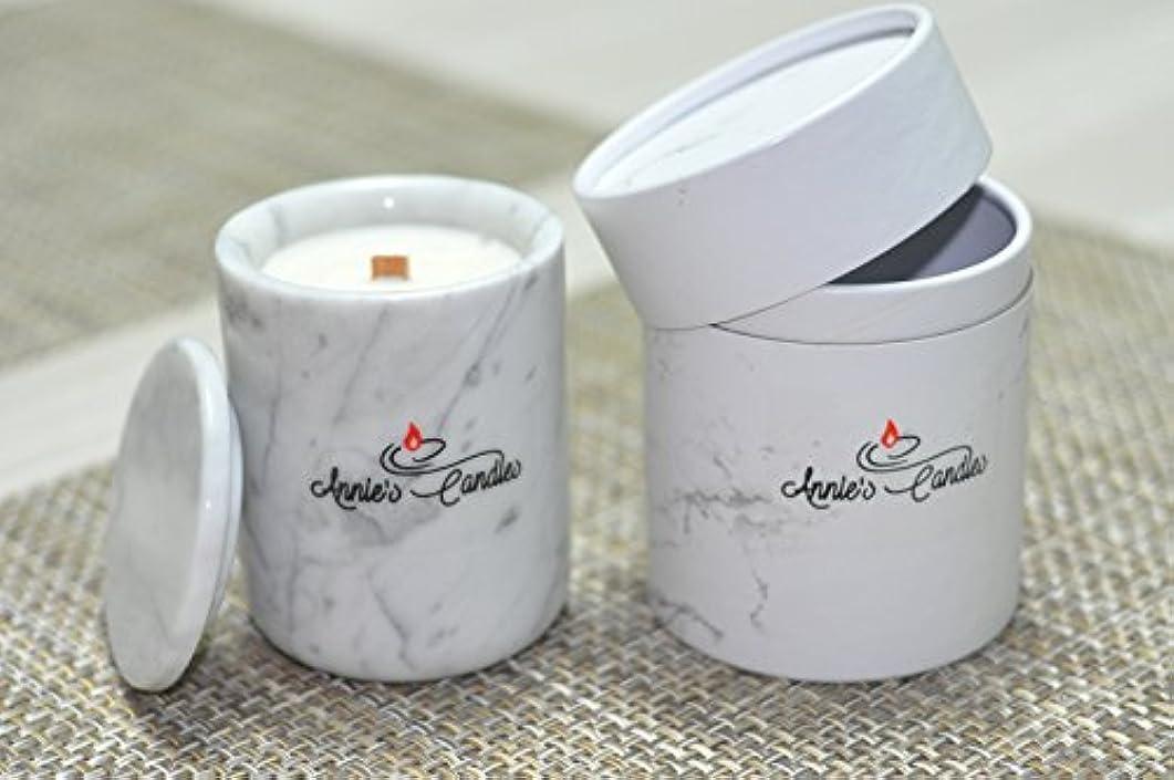 本質的におに対して大理石キャンドルホルダーScented Candle Gift Set