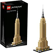 Lego 21046 Architecture Empire State Building Set (1767 Pieces)