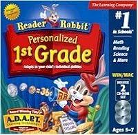 READER RABBIT PER 1ST GRADE DLX 2CD JC [並行輸入品]