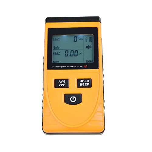 [해외]BENETECH 디지털 전자파 측정기 자기장과 전기장 모두 측정 할 수 있습니다 GM3120/BENETECH digital electromagnetic wave measuring instrument Can measure both magnetic field and electric field GM 3120