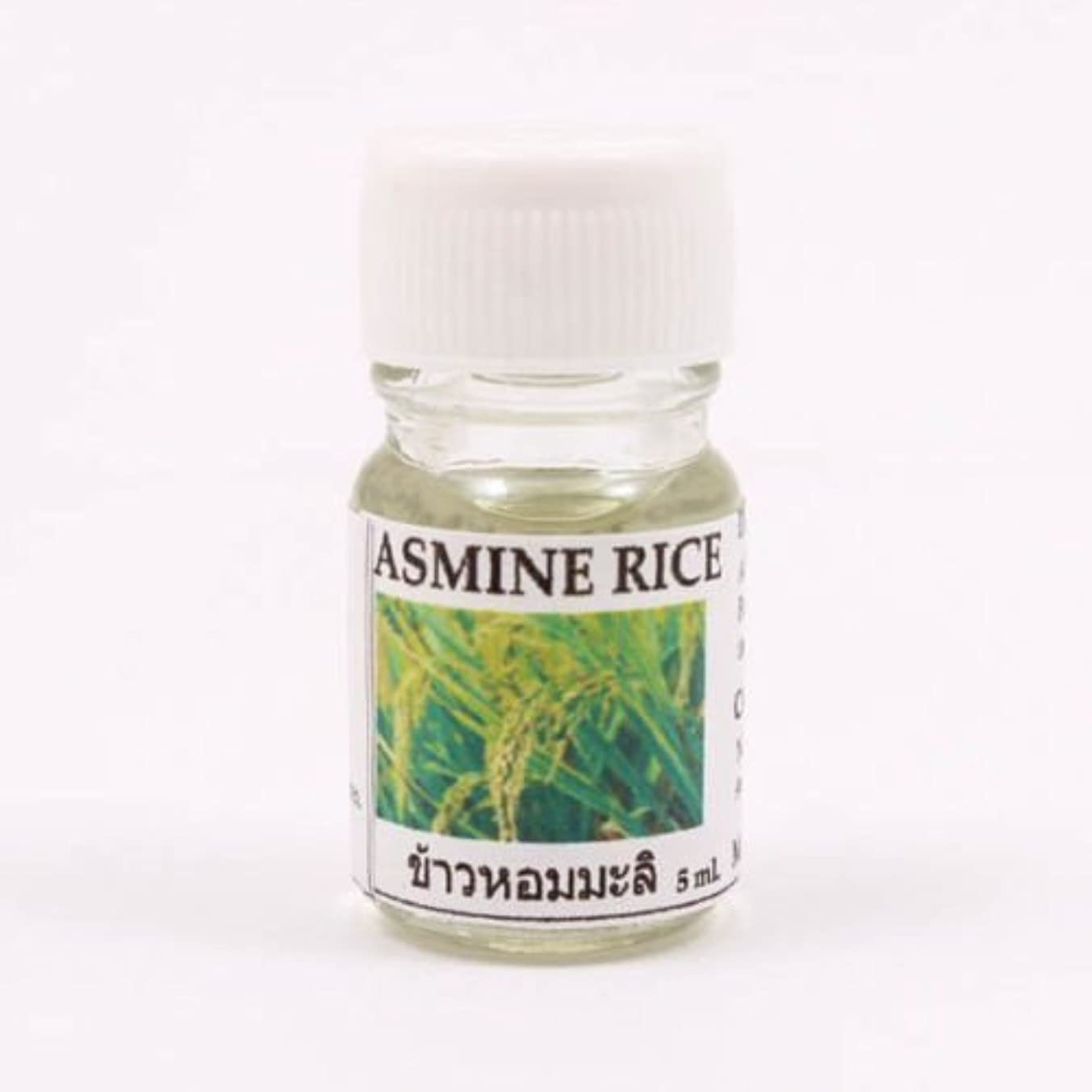 複製脆い不定6X Jasmine Rice Aroma Fragrance Essential Oil 5ML. (cc) Diffuser Burner