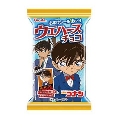 フルタ製菓 ウエハースチョコ(名探偵コナン) 1枚 ×10袋