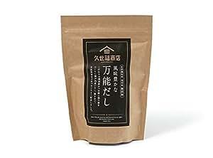 久世福商店 風味豊かな万能だし 200g (8g×25袋)