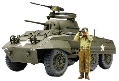 1/48 ミリタリーミニチュアアシリーズ No.51 アメリカ軽装甲機動車 M8 グレイハウンド