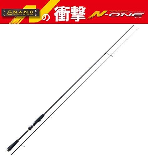 メジャークラフト ロッド N-ONE NSL 黒鯛