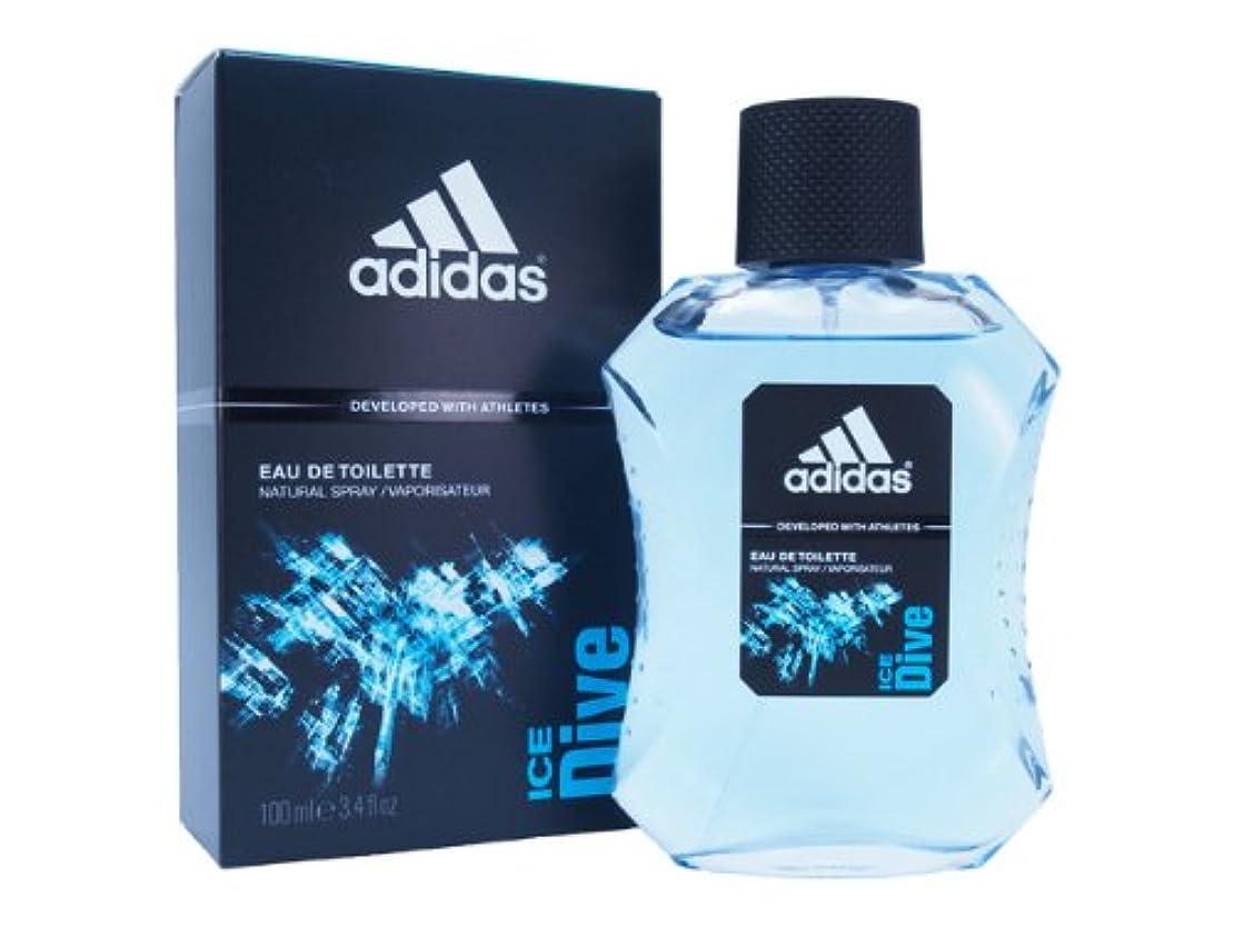 ボウリング熟した有名なアディダス adidas アイスダイブ EDT SP 100ml