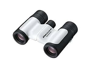 Nikon 双眼鏡 アキュロン W10 10x21 ダハプリズム式 10倍21口径 ホワイト ACW1010X21WH
