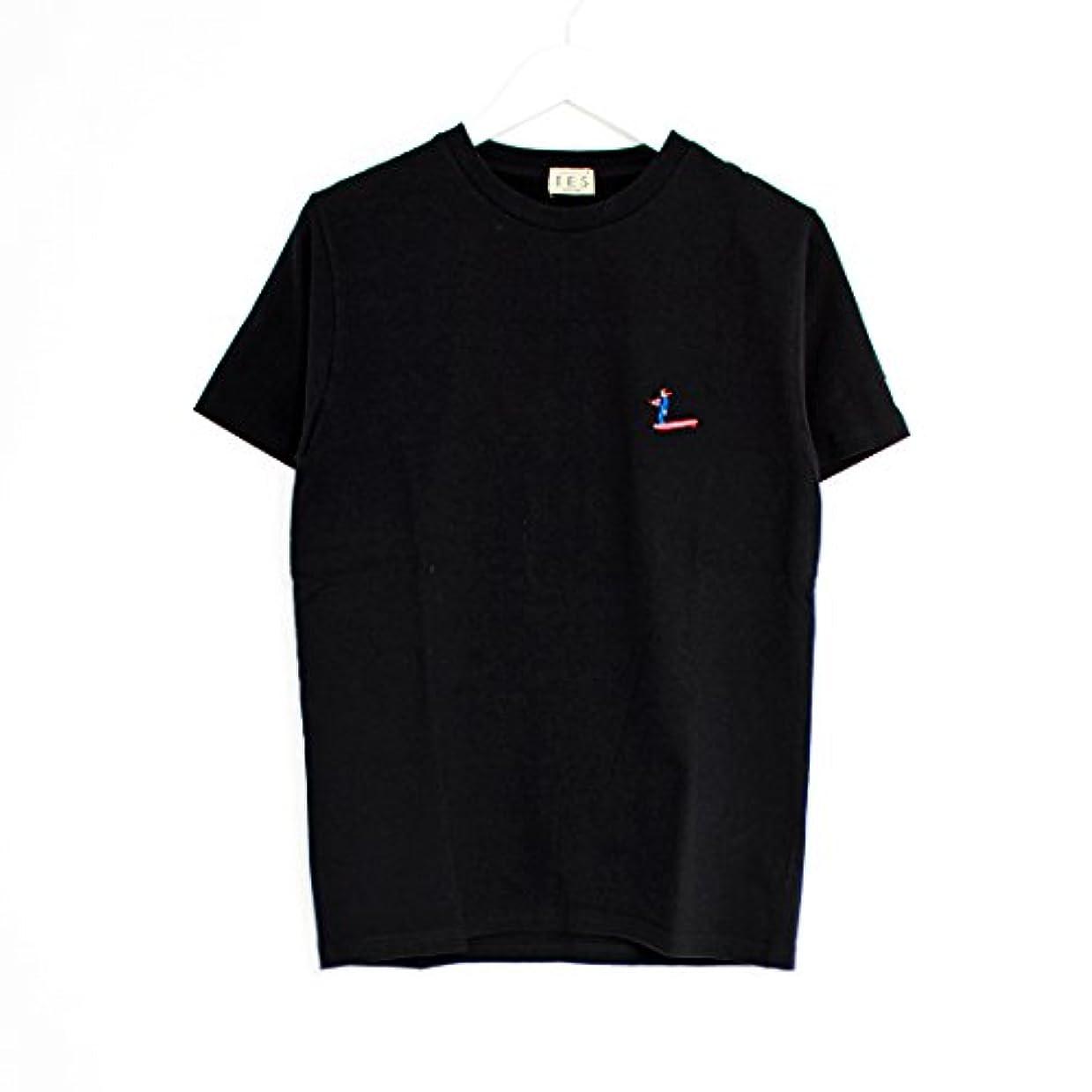 クレーン手のひら言い聞かせる(エンドレスサマー) The Endless Summer 別注 TES ワンポイント刺繍Tシャツ [FH-8574504]