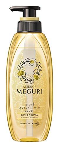 アジエンスMEGURI インナークレンジングシャンプー ベルガモット&ネロリの香り 300ml
