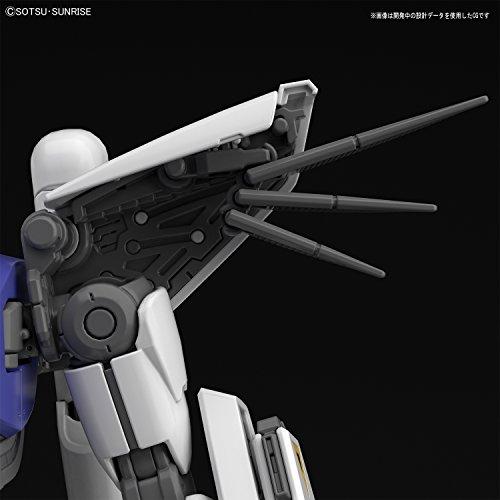 MG 機動戦士ガンダムF91 ガンダムF91 Ver.2.0 1/100スケール 色分け済みプラモデル