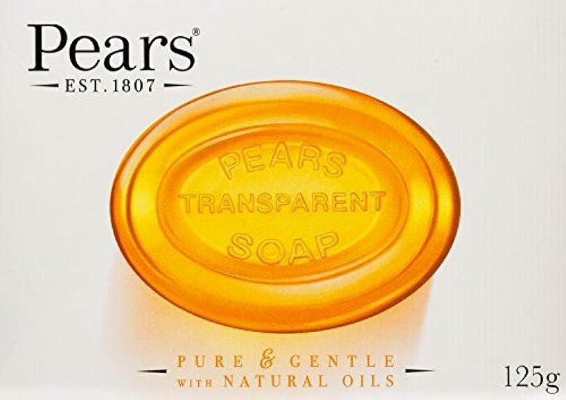 あそこ最も遠いシャーロットブロンテペアーズ 化粧石鹸 125g