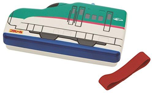 スケーター ダイカット ランチボックス 弁当箱 プラレール はやぶさ LBD2