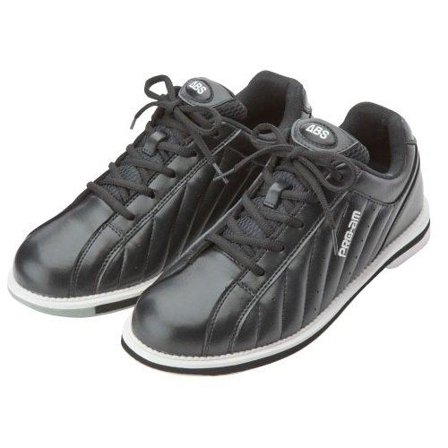 (ABS) ボウリングシューズ S-250 ブラック・ブラック 【ボウリング用品 靴】