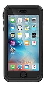 【日本正規代理店品】catalyst iPhone 6s Plus/6 Plus 5m完全防水 / 防塵 /耐衝撃ケース ブラック  CT-WPIP155-BK