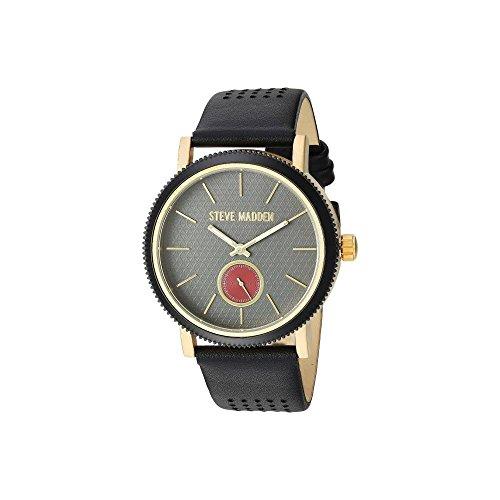 (スティーブ マデン) Steve Madden メンズ 財布・時計・雑貨 腕時計 Officer Watch 並行輸入品
